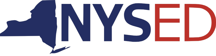 New York State Education Department logo - english course new york